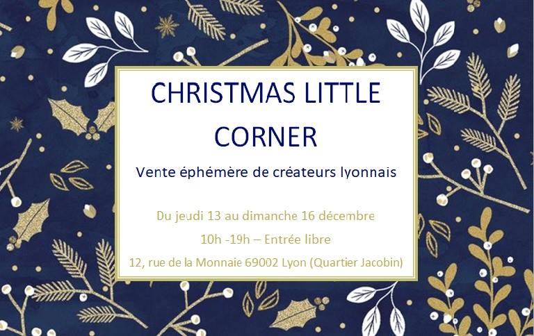 christmas little corner Lyon